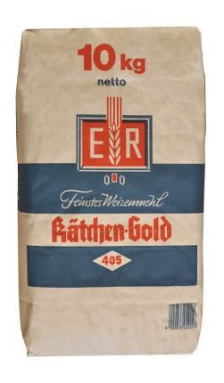 Weizenmehl kaufen von der Marke Käthchen-Gold.