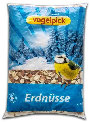 Erdnüsse für Vögel kaufen von der Marke Vogelpick.