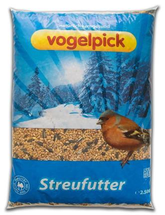 Streufutter für Vögel zu kaufen im Onlineshop.