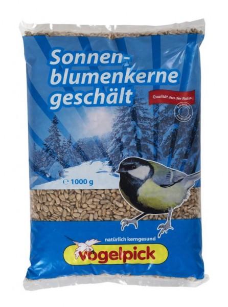 Vogelpick Sonnenblumenkerne geschält 1 kg