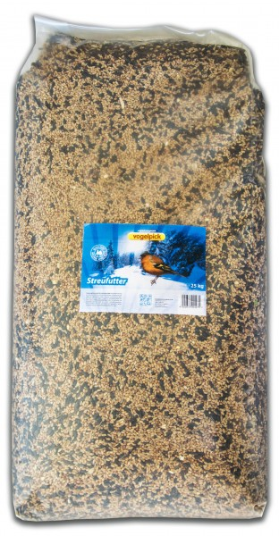 Vogelpick Streufutter 25 kg